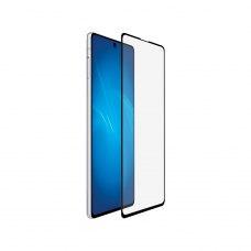 Защитное стекло 5D для Samsung Galaxy S10 Lite Black