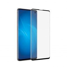 Защитное стекло 5D для Samsung Galaxy S10e Black