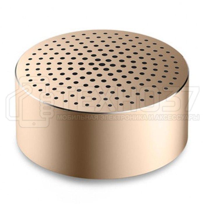 Портативная колонка Xiaomi Portable Speaker Золотой
