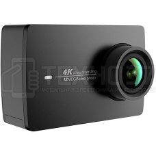 Экшн-камера Xiaomi Yi 4k Action Camera Черный