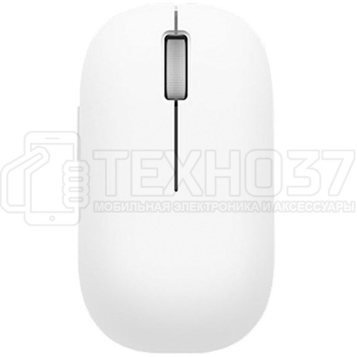 Мышка Xiaomi Mi Wireless Mouse Black USB Белый