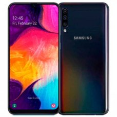 Смартфон Samsung Galaxy A50 6Gb + 128Gb Черный