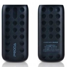 Портативный Аккумулятор Remax Proda Lovely Series Powerbank 5000mAh Black