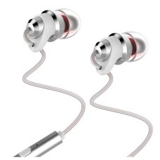 Наушники Remax Metal Touching Earphone RM-585 White