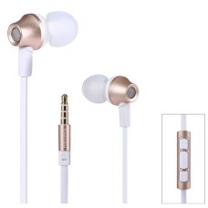 Гарнитура Remax Earphone RM-610D Gold