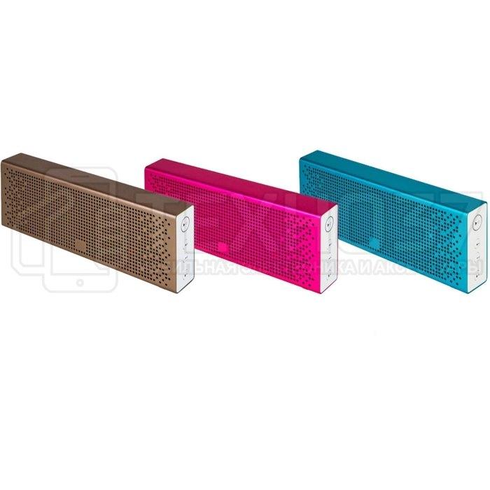 Портативная колонка Xiaomi Mi Mini Square Box 2 Розовый