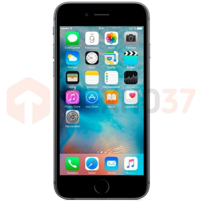 Смартфон Apple iPhone 6S 128Gb Space Gray