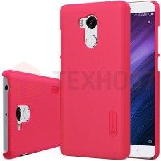 Чехол бампер Nillkin Phone Protection Case для Xiaomi Redmi 4 Pro Красный