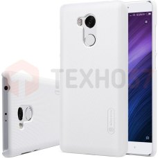 Чехол бампер Nillkin Phone Protection Case для Xiaomi Redmi 4 Pro White