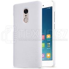 Чехол бампер Nillkin Phone Protection Case для Xiaomi Redmi Note 4X White