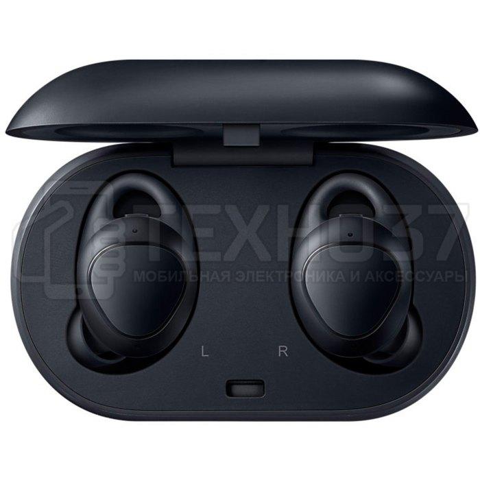 Беспроводные наушники (гарнитура) Samsung Gear IconX SM-R140N Черный (SM-R140NZKASER)