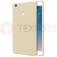 Чехол бампер Nillkin Phone Protection Case для Xiaomi Mi Max 2 Золотой