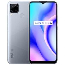 Смартфон Realme C15 4/64Gb Серебряная чайка
