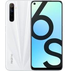 Смартфон Realme 6s 6/128Gb Белая луна