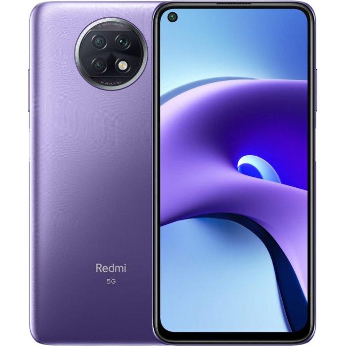 Смартфон Xiaomi Redmi Note 9T NFC 4/128Gb Daybreak Purple Global Version