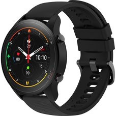 Умные часы Xiaomi Mi Watch Black Global Version