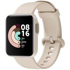 Умные часы Xiaomi Mi Watch Lite Слоновая кость (EAC)