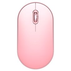 Беспроводная мышь Xiaomi Mijia Air MIIIW Dual Mode Portable Mouse Pink (MWWHM01)