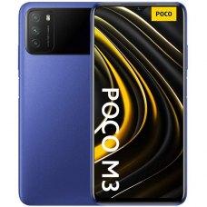 Смартфон Xiaomi POCO M3 4/64Gb Cool Blue Global Version