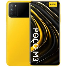 Смартфон Xiaomi POCO M3 4/64Gb POCO Yellow Global Version