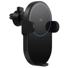 Автомобильный Держатель С Беспроводной Зарядкой Xiaomi Wireless Car Charger Black