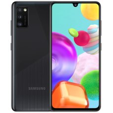 Смартфон Samsung Galaxy A41 4/64Gb Черный