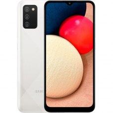 Смартфон Samsung Galaxy A02s 3/32Gb Белый