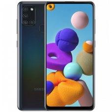 Смартфон Samsung Galaxy A21s 3/32Gb Черный