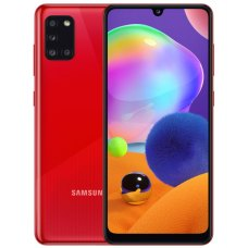 Смартфон Samsung Galaxy A31 4/64Gb Красный