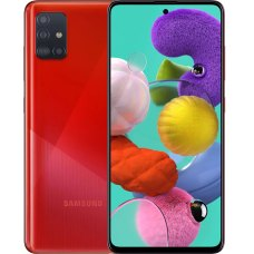 Смартфон Samsung Galaxy A51 4/64Gb Красный