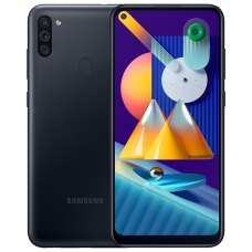 Смартфон Samsung Galaxy M11 3/32Gb Черный