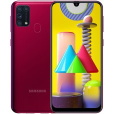 Смартфон Samsung Galaxy M31 6/128Gb Красный