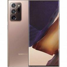 Смартфон Samsung Galaxy Note 20 Ultra 8/256Gb Бронзовый