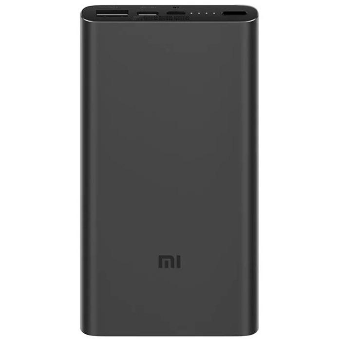 Портативный аккумулятор Xiaomi Mi Power Bank 3 10000mAh Black