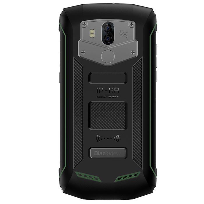 Смартфон Blackview BV5800 2Gb + 16Gb Green