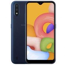 Смартфон Samsung Galaxy A01 2/16Gb Синий