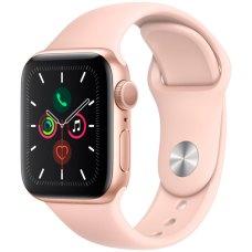 Умные часы Apple Watch S5 40mm Gold Sport Band
