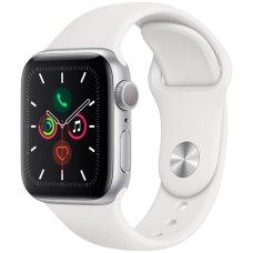 Умные часы Apple Watch S5 40mm Silver Sport Band