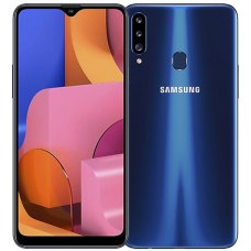 Смартфон Samsung Galaxy A20s 3/32Gb Синий