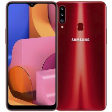 Смартфон Samsung Galaxy A20s 3/32Gb Красный
