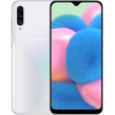 Смартфон Samsung Galaxy A30s 3Gb + 32Gb Белый