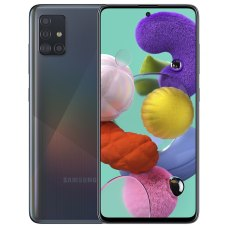 Смартфон Samsung Galaxy A51 4/64Gb Черный