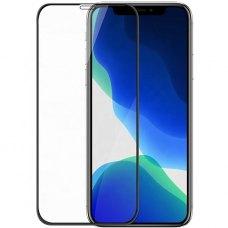 Защитное стекло 5D для iPhone 11 Black
