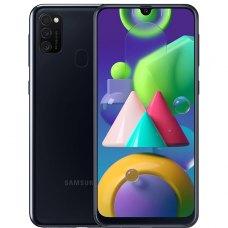 Смартфон Samsung Galaxy M21 4/64Gb Черный