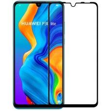 Защитное стекло 5D для Huawei P30 lite