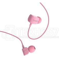 Наушники Remax Earphone RM-502 Pink