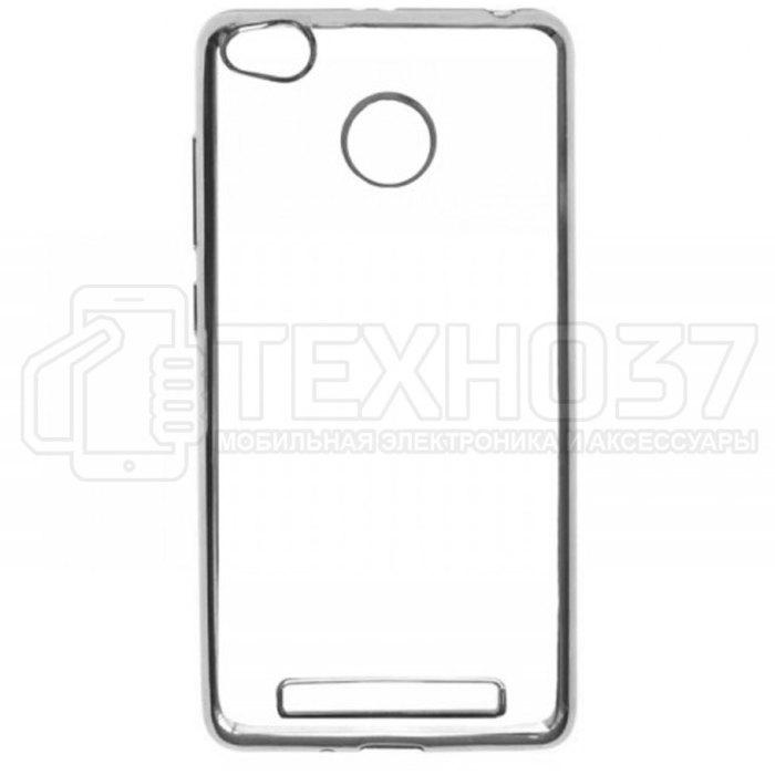 Силиконовый чехол Xiaomi Redmi 3s
