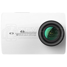 Экшн-камера Xiaomi Yi 4k Action Camera White
