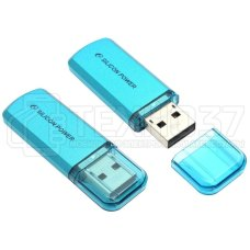Флэш-накопитель USB2 8GB SP008GBUF2101V1B SILICON POWER