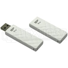 Флэш-накопитель USB2 8GB SP008GBUF2U03V1K SILICON POWER
